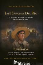 JOSE' SANCHEZ DEL RIO. IL GIOVANE MARTIRE CHE DIEDE LA VITA PER LA FEDE - GONZALEZ FERNANDEZ FIDEL; PICCHI F. (CUR.)