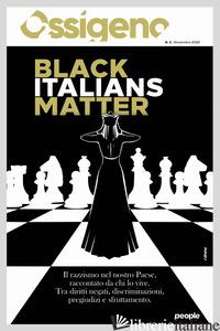 OSSIGENO (2020). VOL. 2: BLACK ITALIANS MATTER -