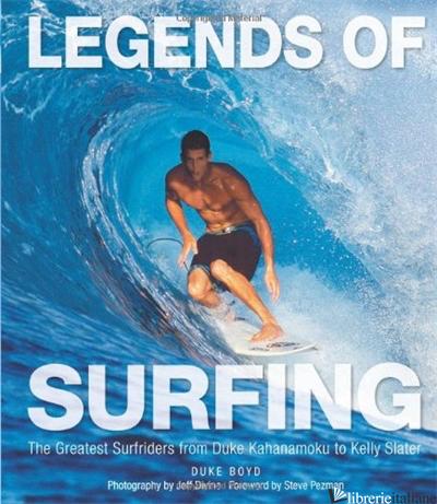 LEGENDS OF SURFING - DIVINE - PEZMAN
