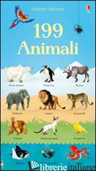 199 ANIMALI. EDIZ. ILLUSTRATA - BATHIE HOLLY