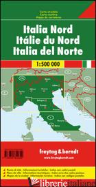 ITALIA DEL NORD 1:500.000 N.E. - AA.VV.