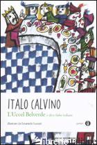 UCCEL BELVERDE E ALTRE FIABE ITALIANE (L') - CALVINO ITALO