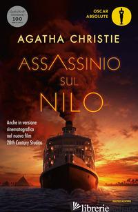 ASSASSINIO SUL NILO - CHRISTIE AGATHA