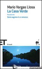CASA VERDE (LA) - VARGAS LLOSA MARIO