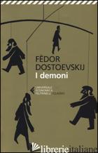 DEMONI (I) - DOSTOEVSKIJ FEDOR; PACINI G. (CUR.)