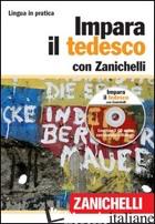 IMPARA IL TEDESCO. CON 2 CD AUDIO - AAVV.