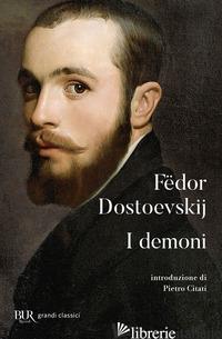 DEMONI (I) - DOSTOEVSKIJ FEDOR