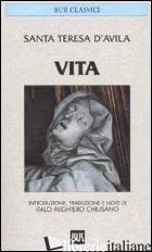 VITA - TERESA D'AVILA (SANTA)