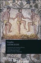 GEORGICHE - VIRGILIO MARONE PUBLIO