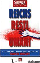 RESTI UMANI - REICHS KATHY