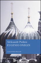 EUGENIO ONEGIN - PUSKIN ALEKSANDR SERGEEVIC