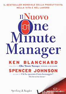 NUOVO ONE MINUTE MANAGER (IL) - JOHNSON SPENCER; BLANCHARD KENNETH