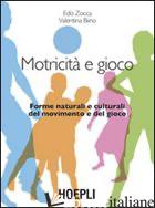 MOTRICITA' E GIOCO - ZOCCA