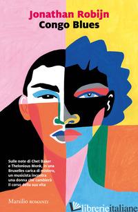 CONGO BLUES - ROBIJN JONATHAN