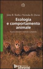 ECOLOGIA E COMPORTAMENTO ANIMALE - KREBS JOHN R.; DAVIES NICHOLAS B.