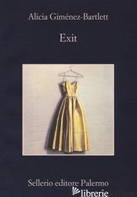 EXIT - GIMENEZ-BARTLETT ALICIA