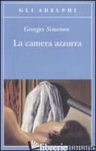 CAMERA AZZURRA (LA) - SIMENON GEORGES