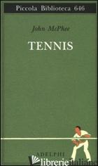 TENNIS - MCPHEE JOHN; CODIGNOLA M. (CUR.)