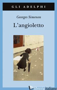 ANGIOLETTO (L') - SIMENON GEORGES