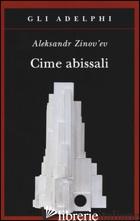 CIME ABISSALI - ZINOV'EV ALEKSANDR