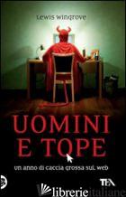 UOMINI E TOPE - WINGROVE LEWIS