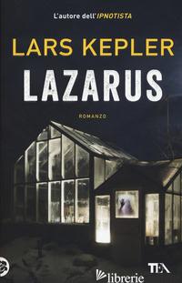 LAZARUS - KEPLER LARS