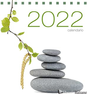 ZEN. CALENDARIO DA TAVOLO 2022 -