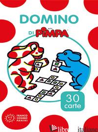 DOMINO DI PIMPA - ALTAN TULLIO FRANCESCO