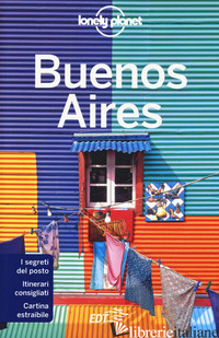 BUENOS AIRES. CON CARTINA - ALBISTON ISABEL