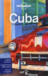 CUBA - SAINSBURY BRENDAN; MCCARTHY CAROLYN