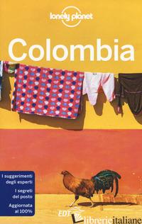 COLOMBIA - EGERTON ALEX; MASTERS TOM; RAUB KEVIN; BREMNER JADE