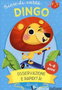 DINGO. GIOCO DI CARTE - BETOWERS