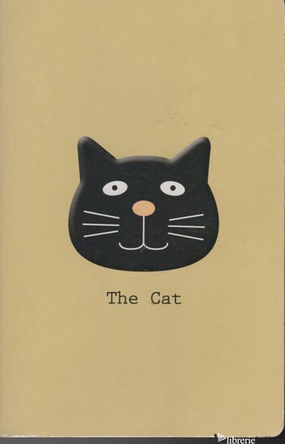 GATTO (QUADERNO 14X21 RECYCLED) -