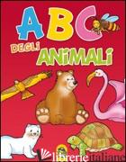 ABC DEGLI ANIMALI - TRAMA SERGIO; GRIMALDI MICHELA