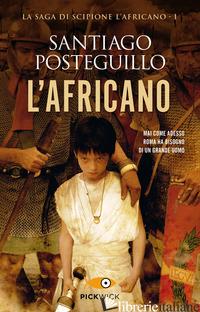 AFRICANO (L') - POSTEGUILLO SANTIAGO