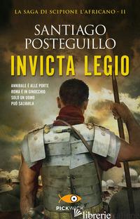 INVICTA LEGIO - POSTEGUILLO SANTIAGO