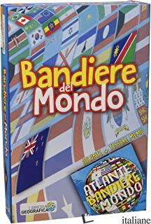 BANDIERE DEL MONDO. ATLANTE. CON TESSERE MEMO -