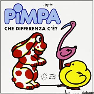 PIMPA: CHE DIFFERENZA C'E'? - ALTAN
