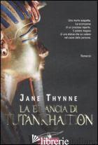 BILANCIA DI TUTANKHAMON (LA) - THYNNE JANE