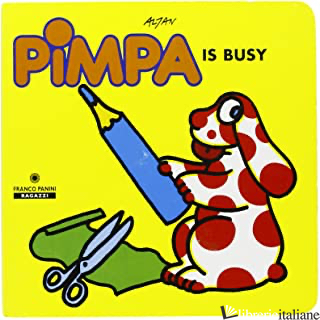 PIMPA IS BUSY - ALTAN