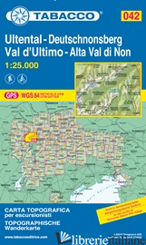 VAL D'ULTIMO 1:25.000 - AAVV