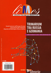LIMES. RIVISTA ITALIANA DI GEOPOLITICA (2017). VOL. 12: TRIMARIUM TRA RUSSIA E G -