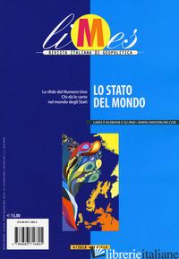 LIMES. RIVISTA ITALIANA DI GEOPOLITICA (2018). VOL. 4: LO STATO DEL MONDO - AA.VV.