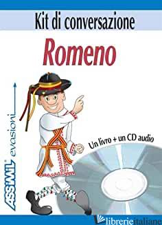 ROMENO. KIT DI CONVERSAZIONE. CON CD AUDIO - SALZER J.; BRUNNER J. J.