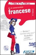 FRANCESE. KIT DI CONVERSAZIONE. CON CD AUDIO - KALMBACH GABRIELE