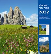 SUDTIROL-ALTO ADIGE 2022. POSTKARTENKALENDER HF/CALENDARIO CARTOLINE DA TAVOLO V - MALFERTHEINER PETER