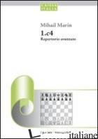 1.C4 REPERTORIO AVANZATO. VOL. 1 - MARIN MIHAIL
