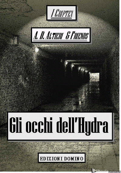 OCCHI DELL'HYDRA (GLI) - DI MARINO S. (CUR.)