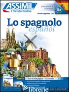 SPAGNOLO. CON 4 CD AUDIO (LO) - ANTON MARTINEZ FRANCISCO J.