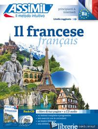 FRANCESE. CON 4 CD-AUDIO (IL) - BULGER ANTHONY; MELLE F. (CUR.)